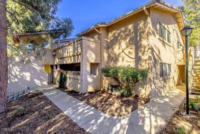 1635 Charterwood Court UNIT 121, Thousand Oaks, CA 91362 - #: 218003603