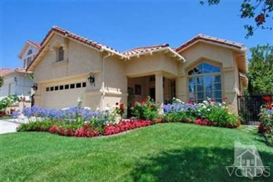 4816 Coyote Wells Circle, Westlake Village, CA 91362 - #: 218003608