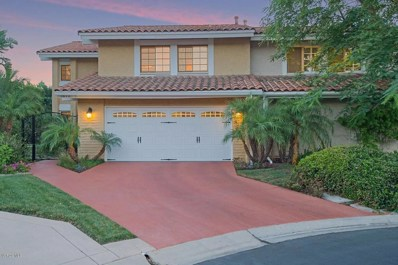 1673 Plum Hollow Circle, Westlake Village, CA 91362 - #: 218004244