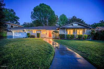 554 Rosario Drive, Thousand Oaks, CA 91362 - #: 218004959