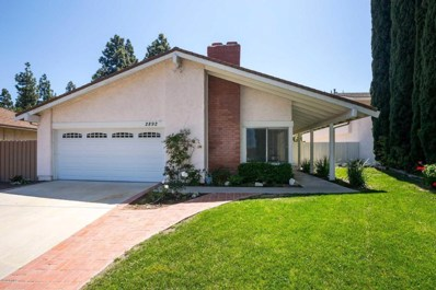 2892 Morningside Drive, Thousand Oaks, CA 91362 - #: 218005139