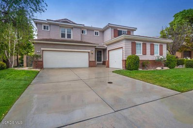 72 High Knoll Court, Simi Valley, CA 93065 - #: 218005227