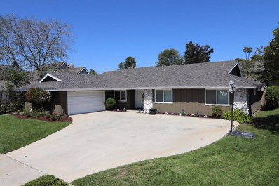 3606 Mountclef Boulevard, Thousand Oaks, CA 91360 - #: 218005346