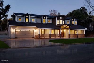 1607 El Dorado Drive, Thousand Oaks, CA 91362 - #: 218005469