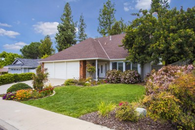 1795 Sweet Briar Place, Thousand Oaks, CA 91362 - #: 218005520