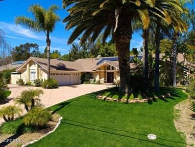 1683 Hauser Circle, Thousand Oaks, CA 91362 - #: 218005588