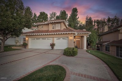 1790 Blue Hill Court, Westlake Village, CA 91362 - #: 218005611