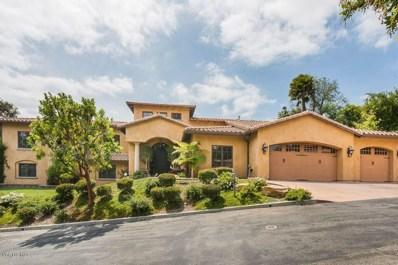 1605 E Hillcrest Drive, Thousand Oaks, CA 91362 - #: 218006205