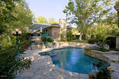 4539 Valley Spring Drive, Westlake Village, CA 91362 - #: 218006528