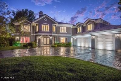 5542 Little Fawn Court, Westlake Village, CA 91362 - #: 218006927