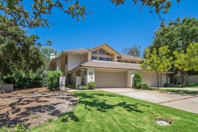 4193 Dan Wood Drive, Westlake Village, CA 91362 - #: 218007014