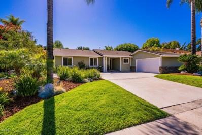 1575 Valley High Avenue, Thousand Oaks, CA 91362 - #: 218007636