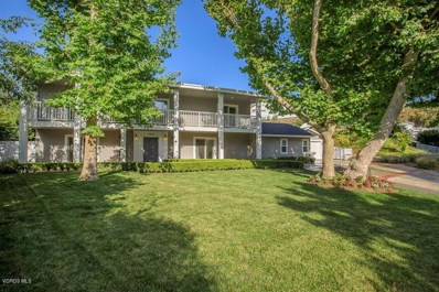 1643 El Cerrito Drive, Thousand Oaks, CA 91362 - #: 218008582
