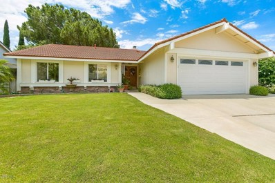1666 Eveningside Drive, Thousand Oaks, CA 91362 - #: 218008634