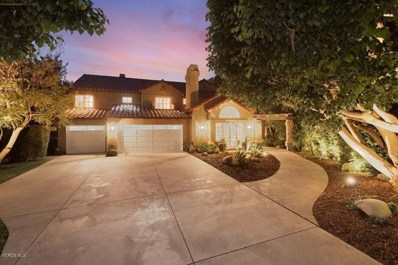 1699 Twilight Ridge Court, Westlake Village, CA 91362 - #: 218008793