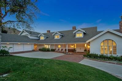 1500 Pathfinder Avenue, Westlake Village, CA 91362 - #: 218009145