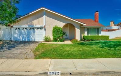 2922 Globe Avenue, Thousand Oaks, CA 91360 - #: 218009321