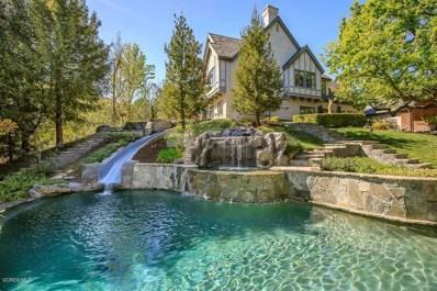 5600 Lakeview Canyon Road, Westlake Village, CA 91362 - #: 218009425
