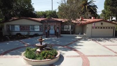1461 El Monte Drive, Thousand Oaks, CA 91362 - #: 218009989