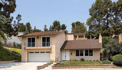 1870 Laurel Wood Court, Thousand Oaks, CA 91362 - #: 218010196