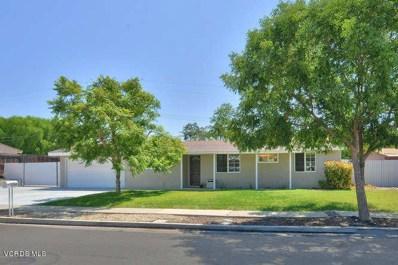 1254 Whitecliff Road, Thousand Oaks, CA 91360 - #: 218010789