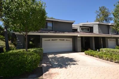 1463 N View Drive, Westlake Village, CA 91362 - #: 218011233