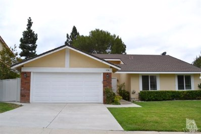 1796 Summer Cloud Drive, Thousand Oaks, CA 91362 - #: 218011238