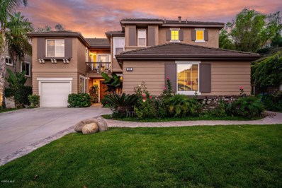 386 Sunrock Court, Simi Valley, CA 93065 - #: 218011602