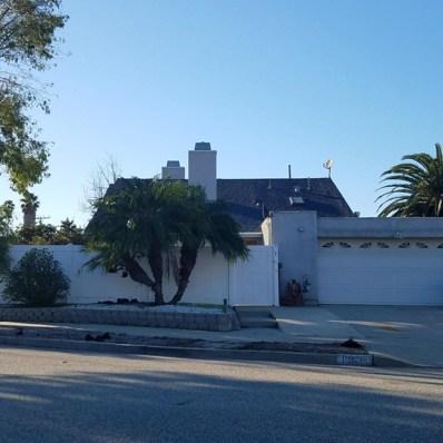1321 Los Prietos Court, Oxnard, CA 93035 - #: 218012052