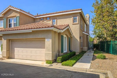 530 Bannister Way UNIT D, Simi Valley, CA 93065 - #: 218012536