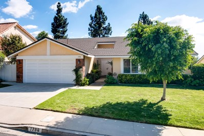 1796 Summer Cloud Drive, Thousand Oaks, CA 91362 - #: 218012919