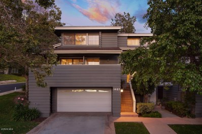 1487 N View Drive, Westlake Village, CA 91362 - #: 218013711