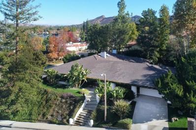 3672 Twin Lake Ridge, Westlake Village, CA 91361 - #: 218014945