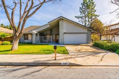 3283 Sawtooth Court, Westlake Village, CA 91362 - #: 219000734