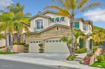 2924 Eagles Claw Avenue, Thousand Oaks, CA 91362 - #: 219002556