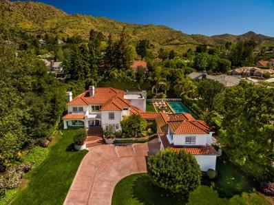 1672 Falling Star Avenue, Westlake Village, CA 91362 - #: 219005011