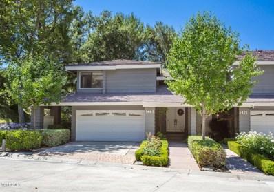 1463 N View Drive, Westlake Village, CA 91362 - #: 219008727