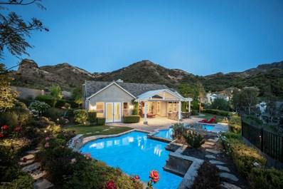 1685 Sycamore Canyon Drive, Westlake Village, CA 91361 - #: 219009001