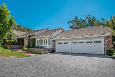 5503 S Rim Street, Westlake Village, CA 91362 - #: 219010320