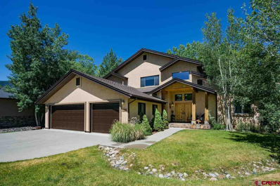332 Horse Thief Lane, Durango, CO 81301 - #: 760498