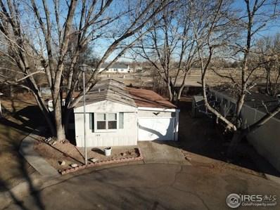 200 N 35th Ave UNIT 169, Greeley, CO 80634 - MLS#: 3817
