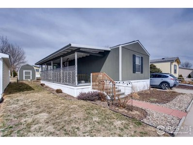 4412 E Mulberry St UNIT #244, Fort Collins, CO 80524 - MLS#: 3874