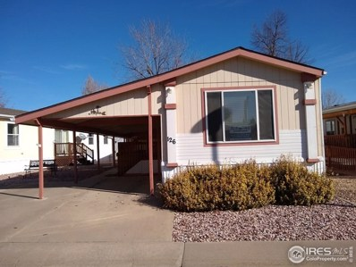 1166 Madison Avenue UNIT 126, Loveland, CO 80537 - #: 4135