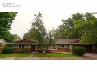 1320 S Lemay Ave, Fort Collins, CO 80524 - MLS#: 801106