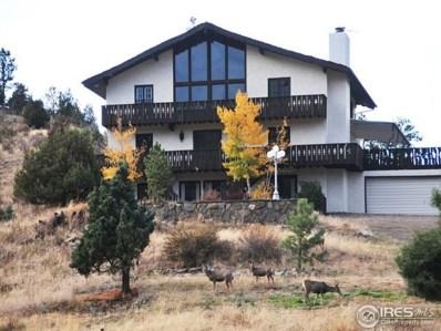 9757 County Road 43, Glen Haven, CO 80532 - MLS#: 822528