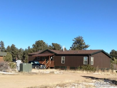 56 Niblick Ct, Red Feather Lakes, CO 80545 - MLS#: 825915