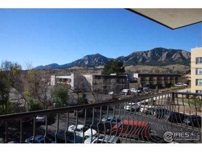 805 29th St UNIT 410, Boulder, CO 80303 - MLS#: 825919