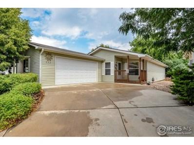 882 Vitala Dr, Fort Collins, CO 80524 - MLS#: 827213
