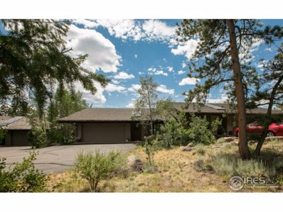 60 Aspen Ln UNIT D5, Red Feather Lakes, CO 80545 - MLS#: 827302