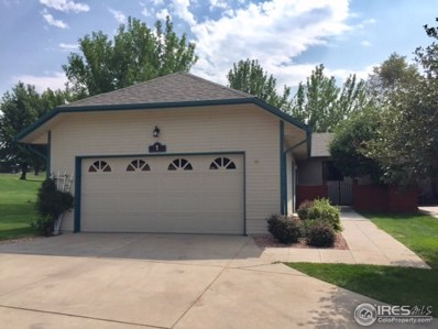 5750 W 20th St UNIT 1, Greeley, CO 80634 - MLS#: 831792